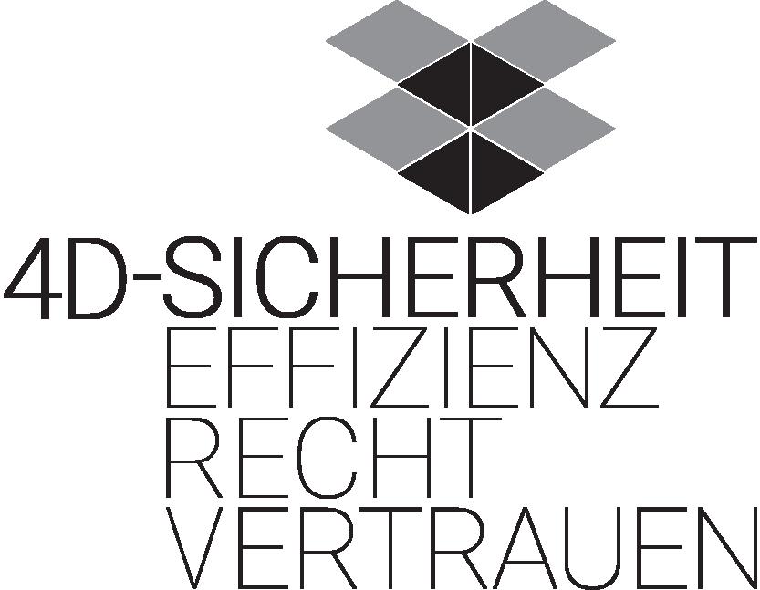 Logo 4D-Sicherheit